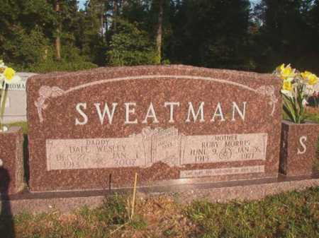 SWEATMAN, DALE WESLEY - Dallas County, Arkansas | DALE WESLEY SWEATMAN - Arkansas Gravestone Photos