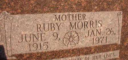 MORRIS SWEATMAN, RUBY - Dallas County, Arkansas | RUBY MORRIS SWEATMAN - Arkansas Gravestone Photos