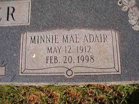 TANNER, MINNIE MAE - Dallas County, Arkansas | MINNIE MAE TANNER - Arkansas Gravestone Photos