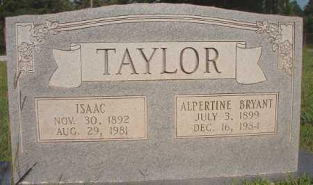 TAYLOR, ALPERTINE - Dallas County, Arkansas | ALPERTINE TAYLOR - Arkansas Gravestone Photos