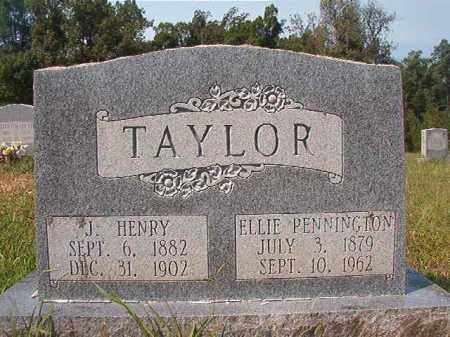 TAYLOR, ELLIE - Dallas County, Arkansas | ELLIE TAYLOR - Arkansas Gravestone Photos