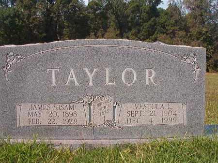 TAYLOR, VESTULA L - Dallas County, Arkansas   VESTULA L TAYLOR - Arkansas Gravestone Photos