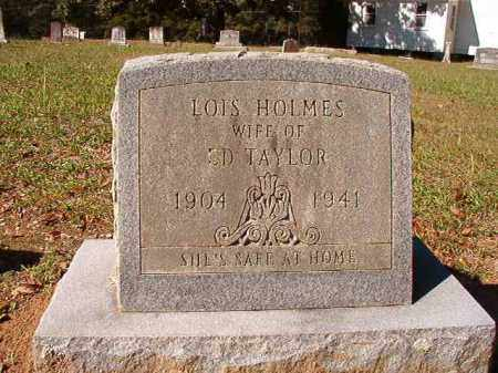TAYLOR, LOIS - Dallas County, Arkansas   LOIS TAYLOR - Arkansas Gravestone Photos