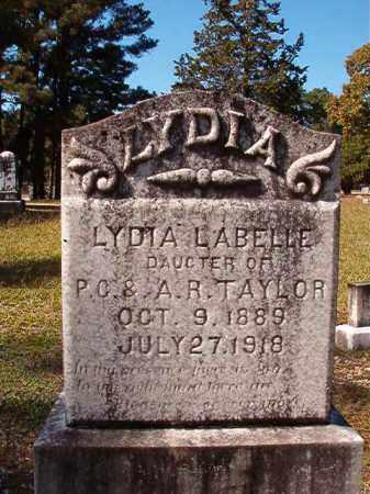 TAYLOR, LYDIA LABELLE - Dallas County, Arkansas | LYDIA LABELLE TAYLOR - Arkansas Gravestone Photos
