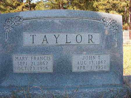 TAYLOR, JOHN T - Dallas County, Arkansas | JOHN T TAYLOR - Arkansas Gravestone Photos