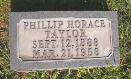 TAYLOR, PHILLIP HORACE - Dallas County, Arkansas   PHILLIP HORACE TAYLOR - Arkansas Gravestone Photos