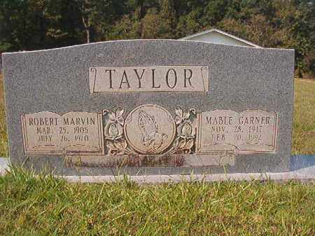 GARNER TAYLOR, MABLE - Dallas County, Arkansas | MABLE GARNER TAYLOR - Arkansas Gravestone Photos