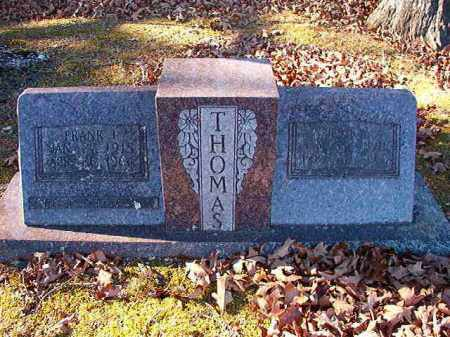 THOMAS, JESSE WESLEY - Dallas County, Arkansas | JESSE WESLEY THOMAS - Arkansas Gravestone Photos
