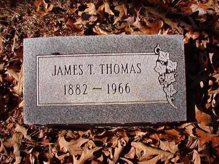 THOMAS, JAMES T - Dallas County, Arkansas | JAMES T THOMAS - Arkansas Gravestone Photos