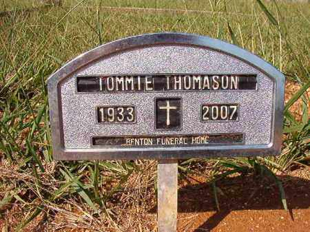 THOMASON, TOMMIE - Dallas County, Arkansas | TOMMIE THOMASON - Arkansas Gravestone Photos