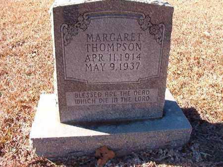 THOMPSON, MARGARET - Dallas County, Arkansas | MARGARET THOMPSON - Arkansas Gravestone Photos