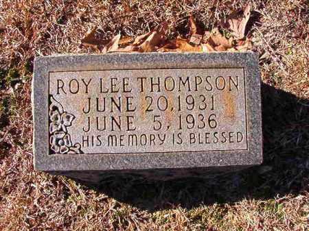 THOMPSON, ROY LEE - Dallas County, Arkansas   ROY LEE THOMPSON - Arkansas Gravestone Photos