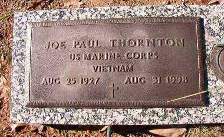 THORNTON (VETERAN VIET), JOE PAUL - Dallas County, Arkansas | JOE PAUL THORNTON (VETERAN VIET) - Arkansas Gravestone Photos