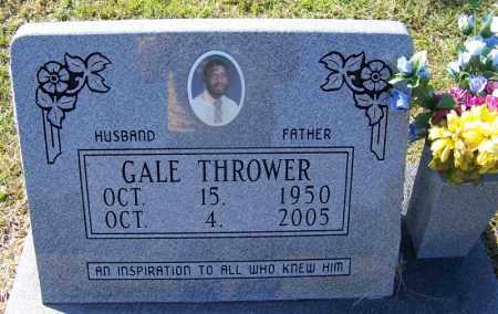 THROWER, GALE - Dallas County, Arkansas   GALE THROWER - Arkansas Gravestone Photos