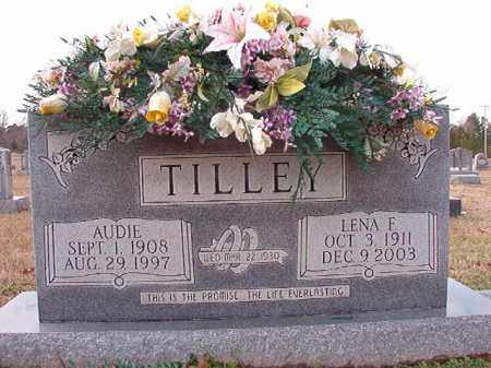 TILLEY, AUDIE - Dallas County, Arkansas | AUDIE TILLEY - Arkansas Gravestone Photos