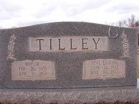 TILLEY, OPAL EARLINE - Dallas County, Arkansas | OPAL EARLINE TILLEY - Arkansas Gravestone Photos