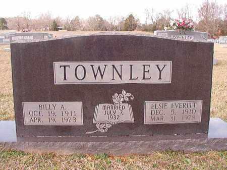 TOWNLEY, BILLY ANDREW - Dallas County, Arkansas | BILLY ANDREW TOWNLEY - Arkansas Gravestone Photos