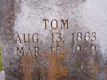 TURNER, TOM - Dallas County, Arkansas | TOM TURNER - Arkansas Gravestone Photos