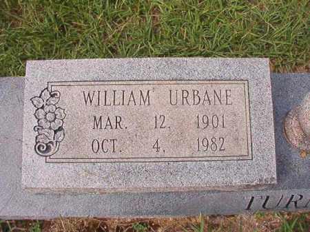 TURNER, WILLIAM URBANE - Dallas County, Arkansas   WILLIAM URBANE TURNER - Arkansas Gravestone Photos