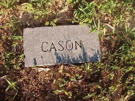 UNKNOWN, CASON - Dallas County, Arkansas   CASON UNKNOWN - Arkansas Gravestone Photos