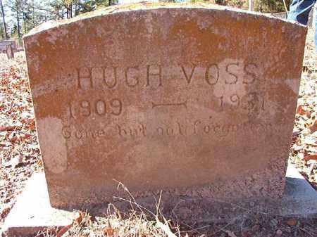 VOSS, HUGH - Dallas County, Arkansas | HUGH VOSS - Arkansas Gravestone Photos