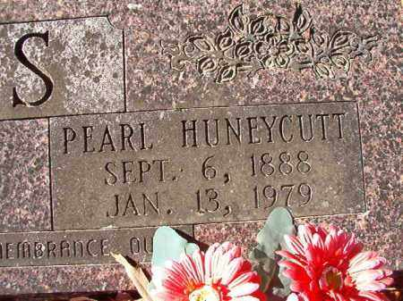 VOSS, PEARL - Dallas County, Arkansas | PEARL VOSS - Arkansas Gravestone Photos