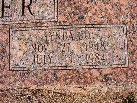 WALKER, LYNDA JO - Dallas County, Arkansas | LYNDA JO WALKER - Arkansas Gravestone Photos
