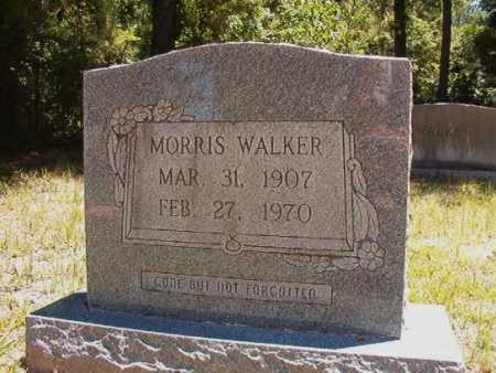 WALKER, MORRIS - Dallas County, Arkansas   MORRIS WALKER - Arkansas Gravestone Photos