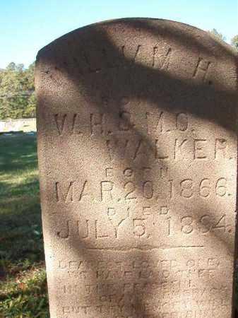 WALKER, WILLIAM M - Dallas County, Arkansas | WILLIAM M WALKER - Arkansas Gravestone Photos
