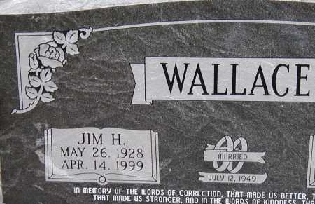 WALLACE, JIM HENRY - Dallas County, Arkansas   JIM HENRY WALLACE - Arkansas Gravestone Photos