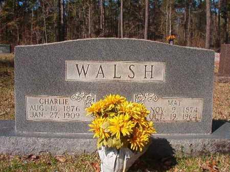 WALSH, MAT - Dallas County, Arkansas | MAT WALSH - Arkansas Gravestone Photos