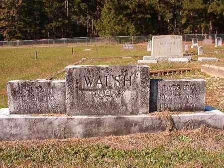 WALSH, FERN - Dallas County, Arkansas | FERN WALSH - Arkansas Gravestone Photos
