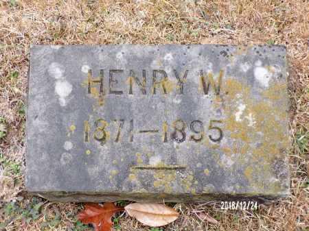WATSON, HENRY W - Dallas County, Arkansas | HENRY W WATSON - Arkansas Gravestone Photos