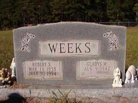 WEEKS, ROBERT S - Dallas County, Arkansas   ROBERT S WEEKS - Arkansas Gravestone Photos