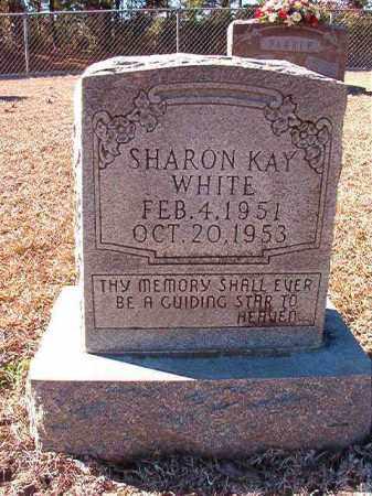 WHITE, SHARON KAY - Dallas County, Arkansas   SHARON KAY WHITE - Arkansas Gravestone Photos