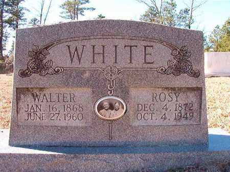 WHITE, ROSY - Dallas County, Arkansas | ROSY WHITE - Arkansas Gravestone Photos