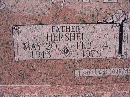 WILKINS, HERSHEL - Dallas County, Arkansas | HERSHEL WILKINS - Arkansas Gravestone Photos
