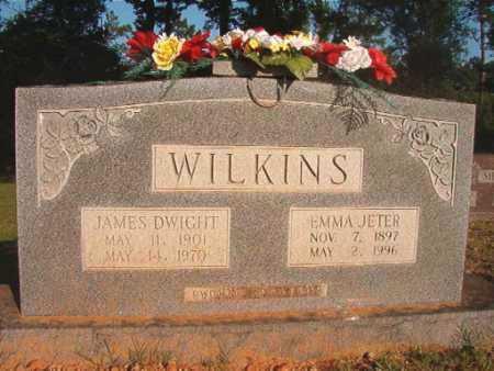 WILKINS, EMMA - Dallas County, Arkansas | EMMA WILKINS - Arkansas Gravestone Photos