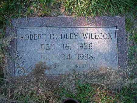 WILLCOX, ROBERT DUDLEY - Dallas County, Arkansas | ROBERT DUDLEY WILLCOX - Arkansas Gravestone Photos