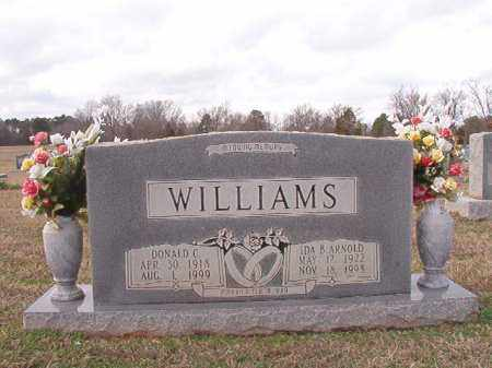 WILLIAMS, IDA B - Dallas County, Arkansas | IDA B WILLIAMS - Arkansas Gravestone Photos