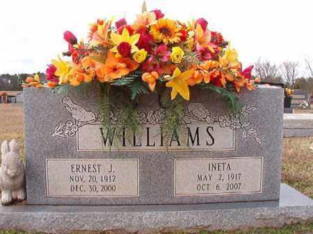 WILLIAMS, INETA - Dallas County, Arkansas | INETA WILLIAMS - Arkansas Gravestone Photos