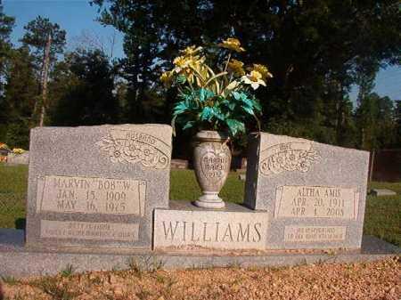 WILLIAMS, ALTHA - Dallas County, Arkansas | ALTHA WILLIAMS - Arkansas Gravestone Photos