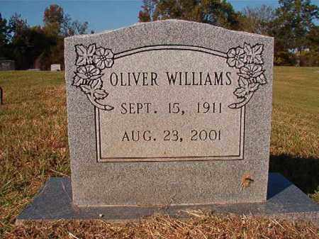 WILLIAMS, OLIVER - Dallas County, Arkansas | OLIVER WILLIAMS - Arkansas Gravestone Photos