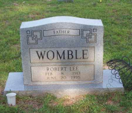WOMBLE, ROBERT LEE - Dallas County, Arkansas | ROBERT LEE WOMBLE - Arkansas Gravestone Photos