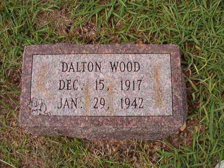WOOD, DALTON - Dallas County, Arkansas | DALTON WOOD - Arkansas Gravestone Photos