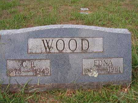 WOOD, G B - Dallas County, Arkansas | G B WOOD - Arkansas Gravestone Photos