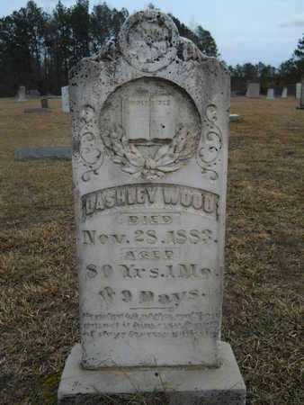 WOOD, LASHLEY - Dallas County, Arkansas | LASHLEY WOOD - Arkansas Gravestone Photos