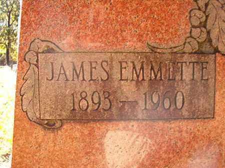 WOODS, JAMES EMMETTE - Dallas County, Arkansas | JAMES EMMETTE WOODS - Arkansas Gravestone Photos