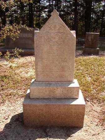 WOODS, NANNIE E - Dallas County, Arkansas | NANNIE E WOODS - Arkansas Gravestone Photos