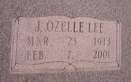 WRIGHT, J OZELLE LEE - Dallas County, Arkansas | J OZELLE LEE WRIGHT - Arkansas Gravestone Photos